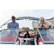 Kurz Vůdce malého plavidla VMP Praha - řidičák na loď - Voucher: