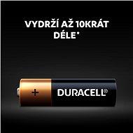 Duracell Basic AA 2 ks - Jednorázová baterie
