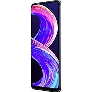 Realme 8 Pro DualSIM 8+128GB Punk černá - Mobilní telefon