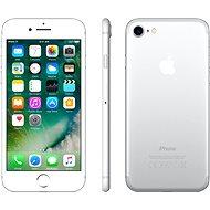 iPhone 7 128GB Stříbrný - Mobilní telefon