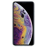 iPhone Xs 256GB stříbrná - Mobilní telefon