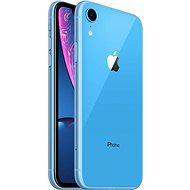 iPhone Xr 64GB modrá - Mobilní telefon
