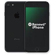 Repasovaný iPhone 7 32GB černá - Mobilní telefon