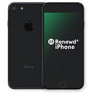Repasovaný iPhone 7 128GB černá - Mobilní telefon