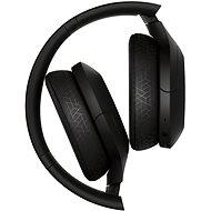Sony Hi-Res WH-H910N, černá - Bezdrátová sluchátka