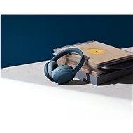 Sony Hi-Res WH-H910N, modrá - Bezdrátová sluchátka