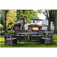 ALLIBERT Stůl ELISE cappucino - Zahradní stůl