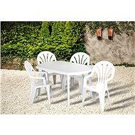 ALLIBERT Stůl ELISE bílá - Zahradní stůl