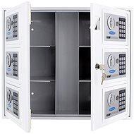 Rottner KEY SYSTEM 6 - Bezpečnostní schránka