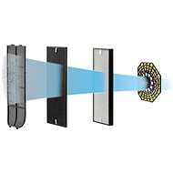 Rowenta XD6061F0 Active Carbon Filter pro PU6020 - Filtr do čističky vzduchu