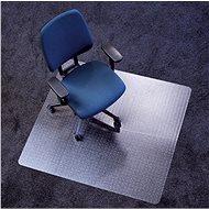 RS OFFICE Ecoblue 120x150cm, tvar E - Podložka pod židli