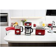 Russell Hobbs Retro Red Kettle 21670-70 - Rychlovarná konvice