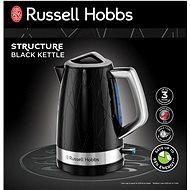 Russell Hobbs 28081-70 Structure Kettle Black - Rychlovarná konvice
