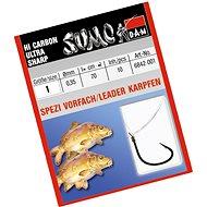 DAM Sumo Spezi Carp Velikost 1 0,35mm 70cm 10ks - Návazec