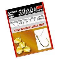 DAM Sumo Spezi Corn Velikost 4 0,25mm 70cm 10ks - Návazec