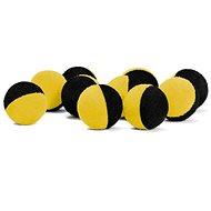 Delphin The End Zig Rig Černo-žlutá 15mm 10ks - Umělá nástraha