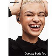 Samsung Galaxy Buds Pro Black - Bezdrátová sluchátka