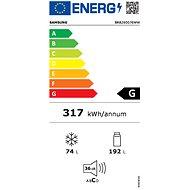 SAMSUNG BRB260076WW/EF - Vestavná lednice