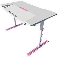 Sades Alpha Pink + Spotlight - Herní stůl