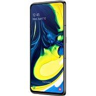 Samsung Galaxy A80 Dual SIM černá - Mobilní telefon