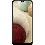 Samsung Galaxy A12 64GB bílá - Mobilní telefon
