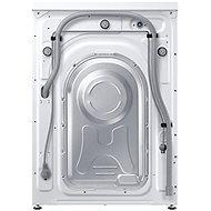 SAMSUNG WW90T634DLH/S7 + SAMSUNG DV90T6240LH/S7 - Set pračka a sušička