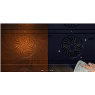 SAMSUNG Dual Cook NV75N5573RS/EF - Vestavná trouba