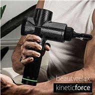 BeautyRelax KineticForce - Masážní pistole