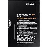 Samsung 870 EVO 250GB - SSD disk