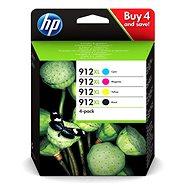 HP 3YP34AE č. 912XL Multipack - Cartridge