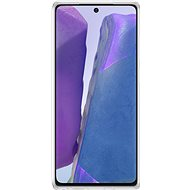 Samsung Průhledný zadní kryt pro Galaxy Note20 průhledný - Kryt na mobil