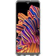 Samsung Poloprůhledný zadní kryt pro Galaxy A31 průhledný - Kryt na mobil