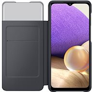 Samsung Flipové pouzdro S View pro Galaxy A32 (5G) černé - Pouzdro na mobil
