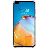 Nillkin Nature TPU kryt pro Huawei P40 Transparent - Kryt na mobil