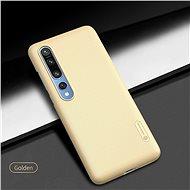 Nillkin Frosted kryt pro Xiaomi Mi 10/10 Pro Gold - Kryt na mobil