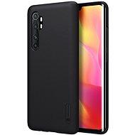 Nillkin Frosted pro Xiaomi Mi Note 10 Lite Black - Kryt na mobil