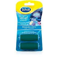 SCHOLL Velvet Smooth Diamond modrý - Elektrický pilník