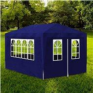 Party stan 3 x 4 m modrý - Zahradní altán