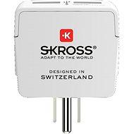 SKROSS cestovní adaptér USA USB pro použití ve Spojených státech - Cestovní adaptér