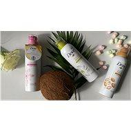 DOVE Coconut Oil Shower Mousse 200 ml - Sprchová pěna