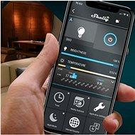 Shelly DUO G10, stmívatelná žárovka 475 lm, závit GU10, nastavitelná teplota bílé, WiFi - LED žárovka
