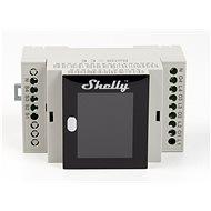 Shelly 4PRO, spínací modul na DIN lištu, 4x 10A, WiFi - WiFi Spínač
