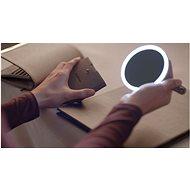 Simplehuman Sensor Compact kapesní zrcátko s LED osvětlením, nerez ST3025 - Kosmetické zrcátko