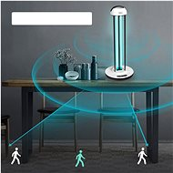 Midea UV Germicidní lampa MDL-UVGL38W - UVC lampa