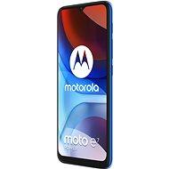 Motorola Moto E7 Power modrá - Mobilní telefon