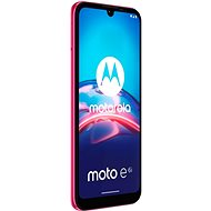 Motorola Moto E6i růžová - Mobilní telefon