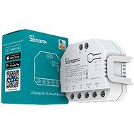 Sonoff Dual Relay Wi-Fi Smart Switch with Power Metering, DUALR3 - WiFi spínač