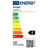 Solight LED žárovka E27 15W WZ515 - LED žárovka