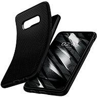 Spigen Liquid Air Matte Black Samsung Galaxy S10e - Kryt na mobil