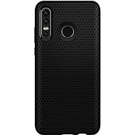 Spigen Liquid Air Black Huawei P30 Lite/P30 Lite NEW EDITION - Kryt na mobil